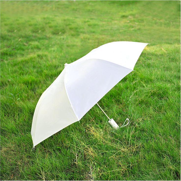 Mini Umbrellas and Solid White - Black Compact Umbrellas at Discount Wholesale