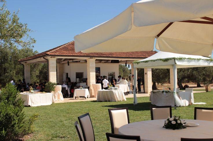 Wedding apertitif party at Masseria Corda di Lana www.masseriacordadilana.it #masseria #buffet #masseriacordadilana #wedding