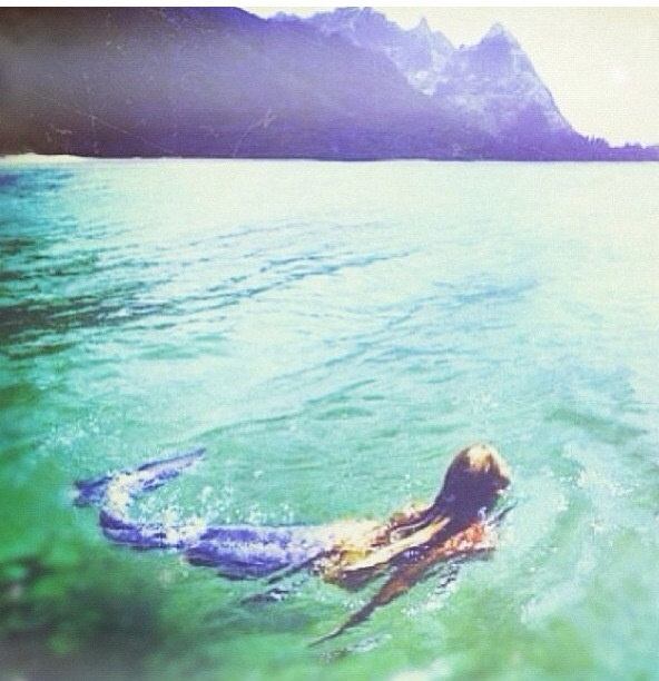 Mermaids are real and until we have explored 100% of the ocean,  you can not tell me otherwise.