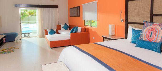 All Inclusive Cancun Vacations - All Inclusive Mexico Vacations - Riviera Maya Resorts - Karisma Hotels > Hotels & Resorts > For Everyone > Generations Maroma > Accommodations