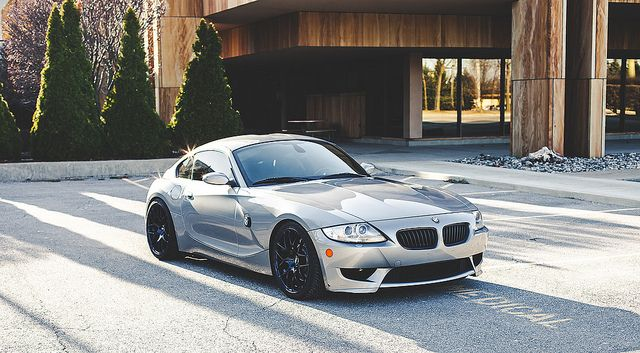 BMW Z4 ///M Coupe