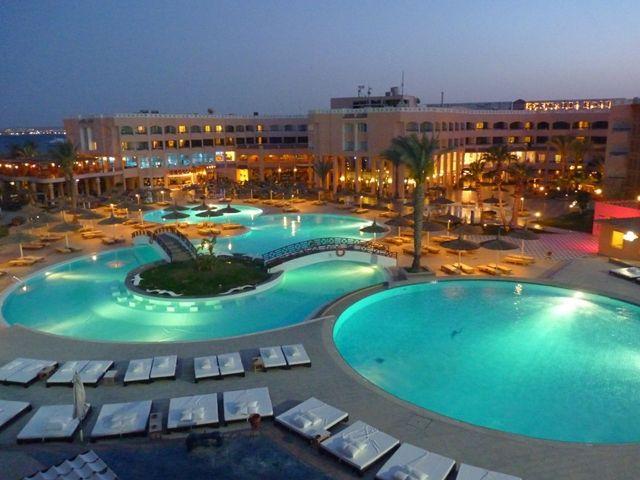 Traveliada.pl - wakacje w hotelu Beach Albatros - Egipt, Hurghada
