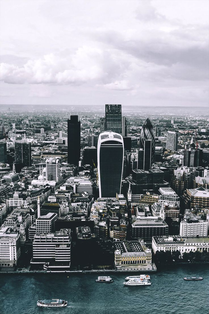 Views from the Shard By Tobias Hagg   More