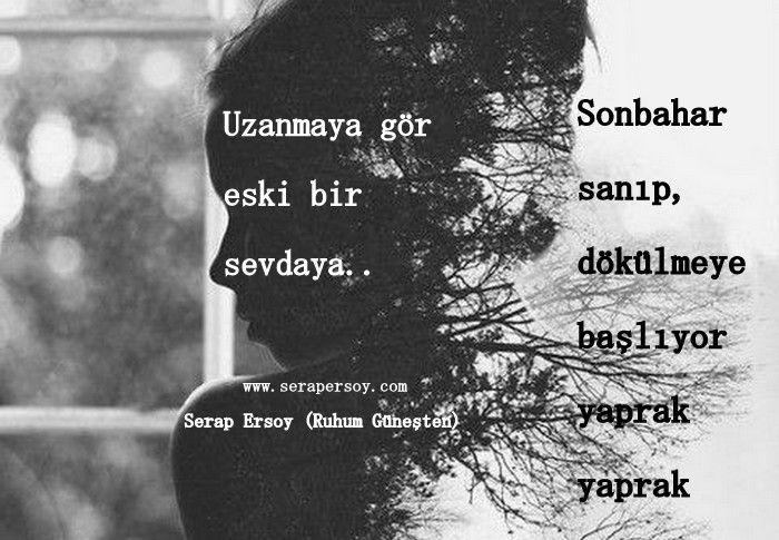 ''Uzanmaya Gör'' Serap Ersoy (Ruhum Güneşten) www.serapersoy.com