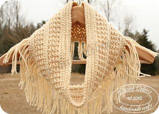 Diana Cowl ~ free pattern ᛡ