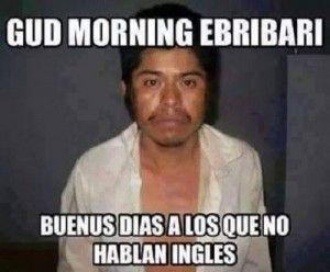 Divertidisimos Memes De Buenos Dias!
