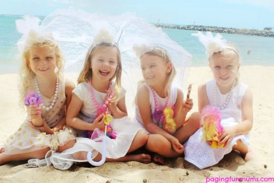 This precious My Little Pony High Tea blog post has so many adorable ideas! LOVE!
