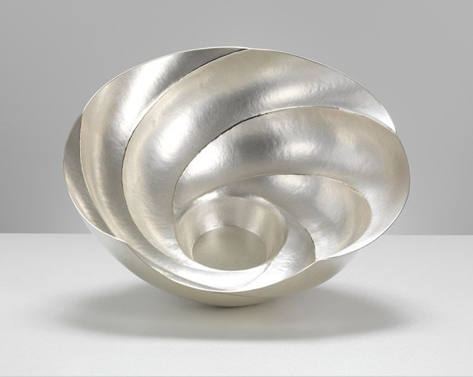 Whirl Vessel VIII - Koichi Io - Artists   Erskine Hall Coe, Ceramics + Modern Art