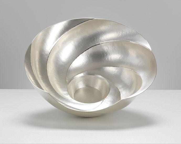 Whirl Vessel VIII - Koichi Io - Artists | Erskine Hall Coe, Ceramics + Modern Art