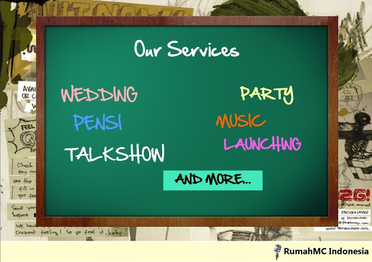 Our Service..