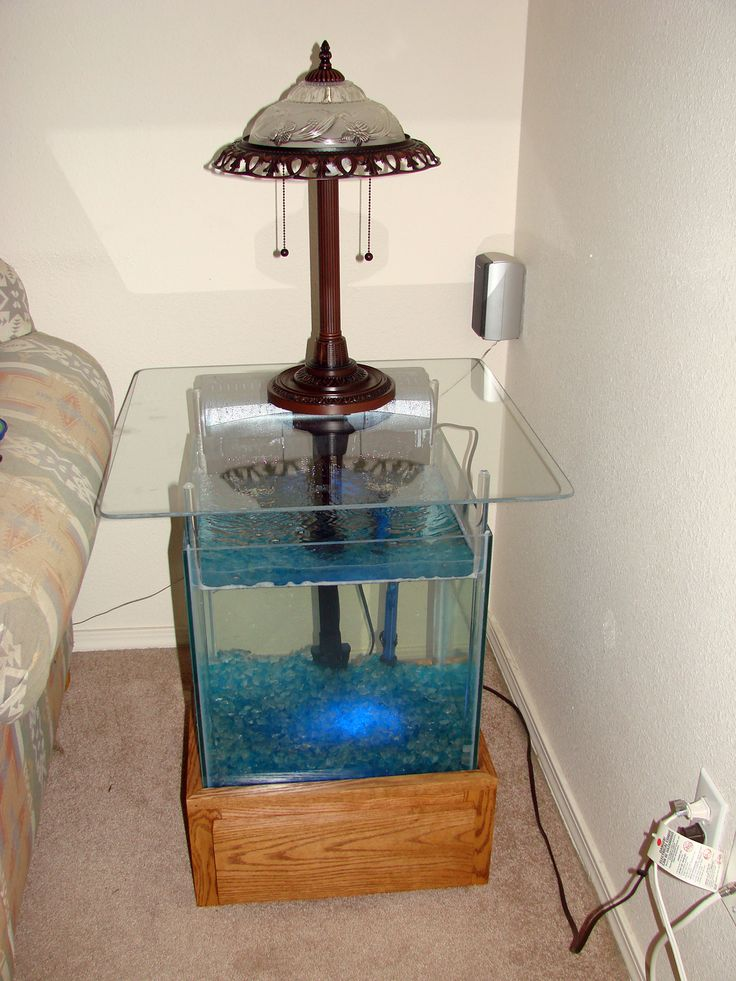 22 best images about diy fish tank on pinterest fish - Aquarium coffee table diy ...