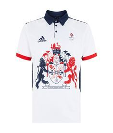 View the Team GB Crest Polo Shirt
