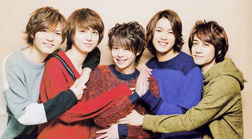 Hey! Say! BEST -- Yabu, Inoo, Arioka, Takaki, Yaotome