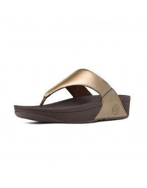 Lulu Bronze Women Fitflop Sandals