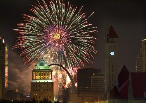 Fair St. Louis 2012. FREE; Air show at noon and lasts 90 minutes! Fireworks start at 9:20pm