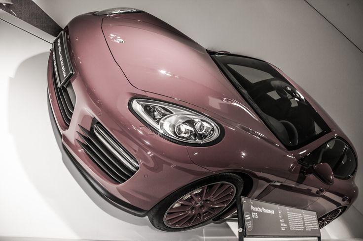 Neulich im Porsche Museum