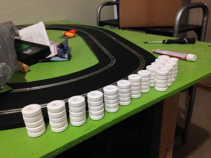 Candy CrAsh ...barriers - Slot Car Illustrated Forum