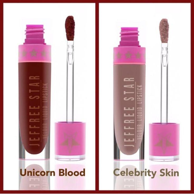84c0284e988a Authentic Jeffree Star Cosmetics Swarovski UNICORN BLOOD 2204542 -  ejobnet.info