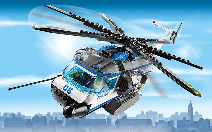 60046 Vrtulníková hlídka 2