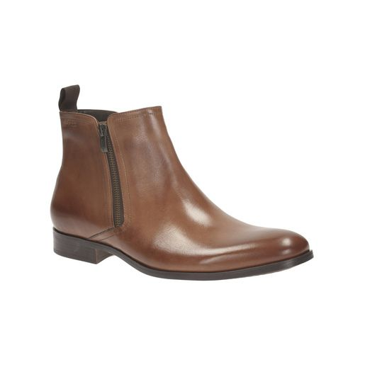 Shop now Banfield Zip TAN LEATHER Men Boots online with great price  from Clarks.