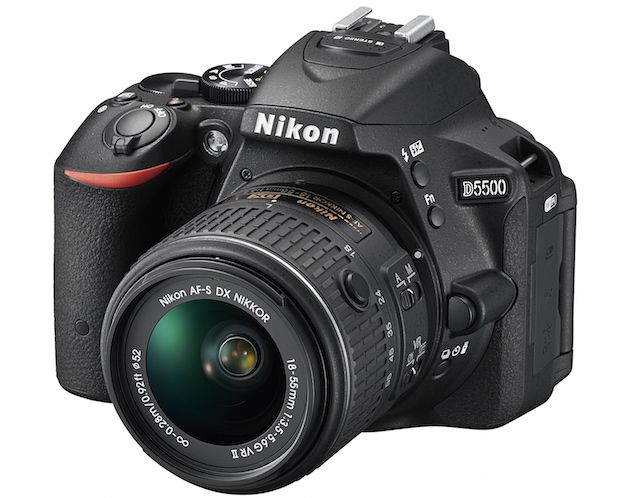 It's been a while since Nikon introduced its D5300 DSLR, so what better time to upgrade that model than during CES 2015? Meet the Nikon D5500, the compan