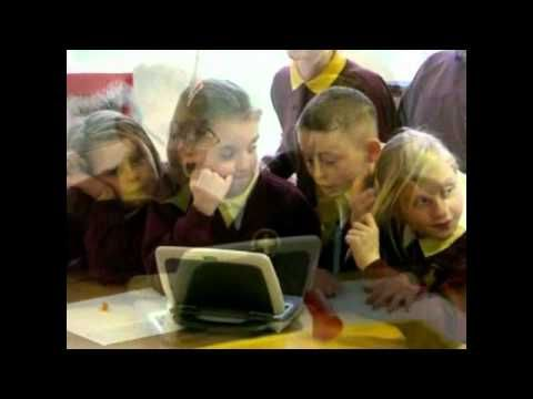 Self Organised Learning Environment (SOLE) demonstration