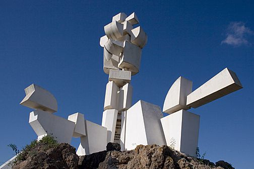 Monumento al campesino cesar manrique lanzarote - Lanzarote casa de cesar manrique ...