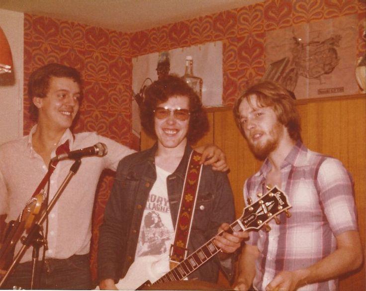 Mijn tweede Band : 78' Hatch in 78' met Dirk & Dirk :-)