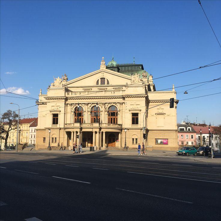 J.K. Tyl Theatre