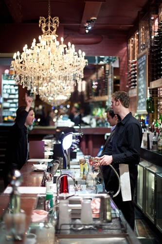 Cellar Bar, Negroni's, Melbourne