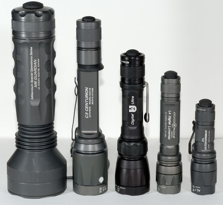 Month-long runtimes, microscopic sizes, insane output -- you may not know just how awesome flashlights have gotten in recent years.