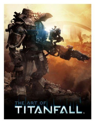 Mech marvellous: A review of The Art of Titanfall