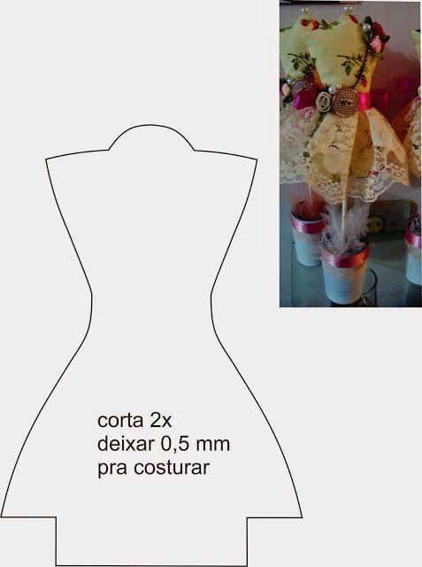 ARTE COM QUIANE - Paps,Moldes,E.V.A,Feltro,Costuras,Fofuchas 3D: Artesanato com retalhos de tecido