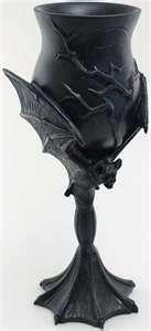 Bat goblet