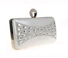 Frauen Kristall Abendtasche Mini Handtasche Perlen Clutch Hochzeit Diamant Tasche Strass Kleine Umhängetaschen SMYCWL-B0009 //Price: $US $19.06 & FREE Shipping //     #cocktailkleider