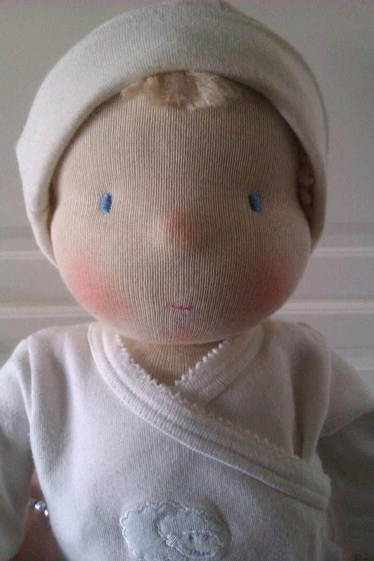waldorf baby doll by lilia-atelier