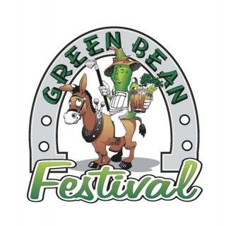 July 27, 2013: 4th Annual Green Bean Festival in Blairsville, Georgia.