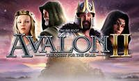 #TheAvalon2 slot machine is an incredible online game. Similar to the original version, this game is centered on the #legends of #King #Arthur.  It is offering more in terms of the graphics with life-like features, characters related to Arthur, winning ways and bonus features.