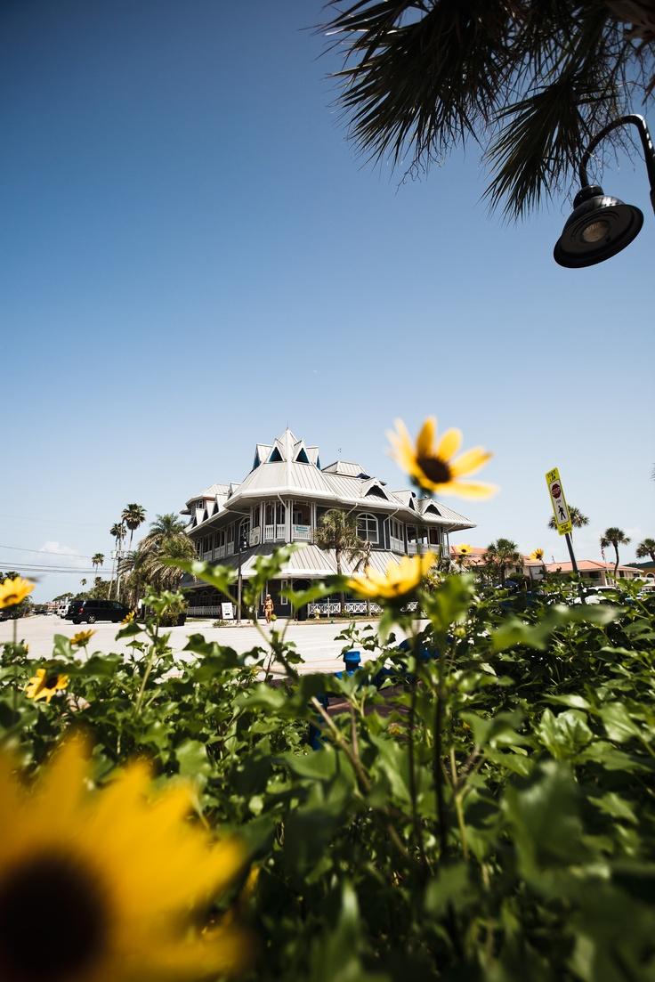 Famous Hurricane Restaurant.