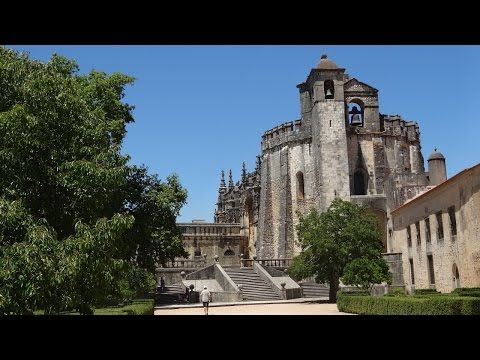 Tomar (Portugalia)  Główna siedziba zakonu Templariuszy w Portugalii