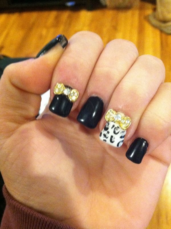 16 best do it yourself images on pinterest cheetah print leopard bows and cheetah print nails solutioingenieria Gallery