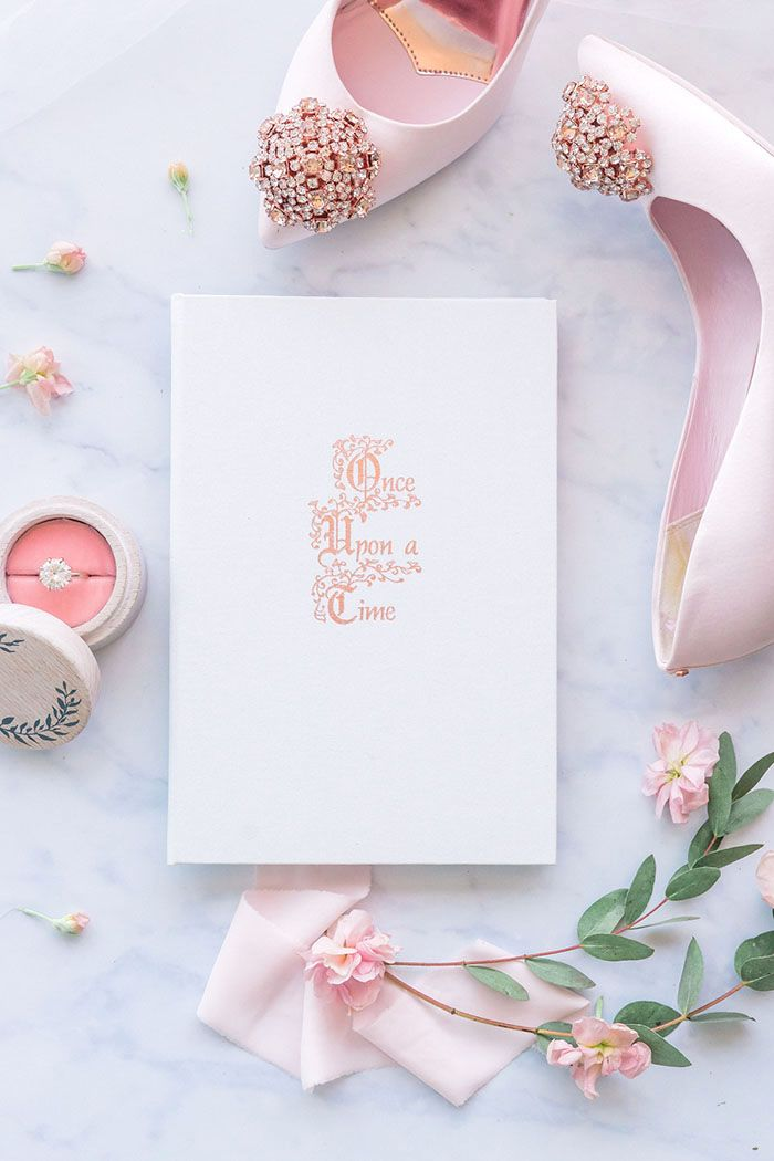 Dreamy Fairy Tale Wedding Day Accessories