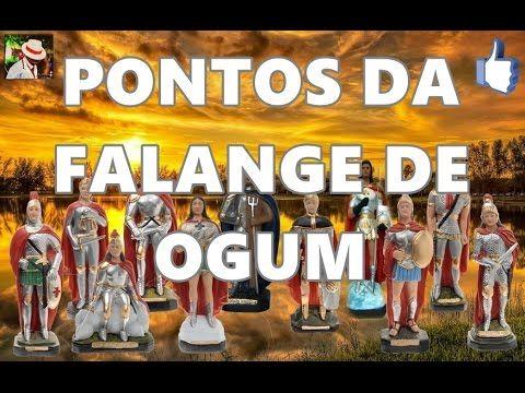 Pontos de Ogum |  seleção de varios pontos de umbanda com letra no vídeo - YouTube