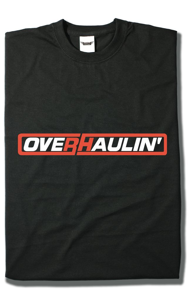 Camiseta Overhaulin