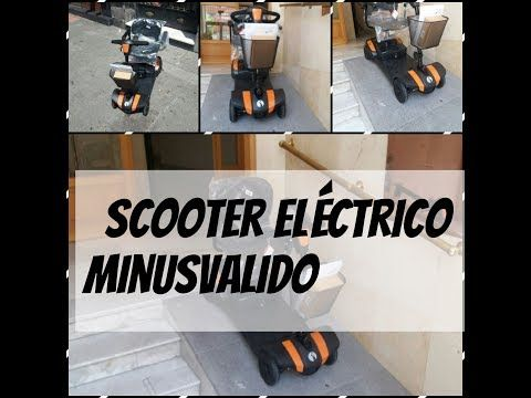 Scooter Electrico para Persona Mayor o Minusvalido 914980753