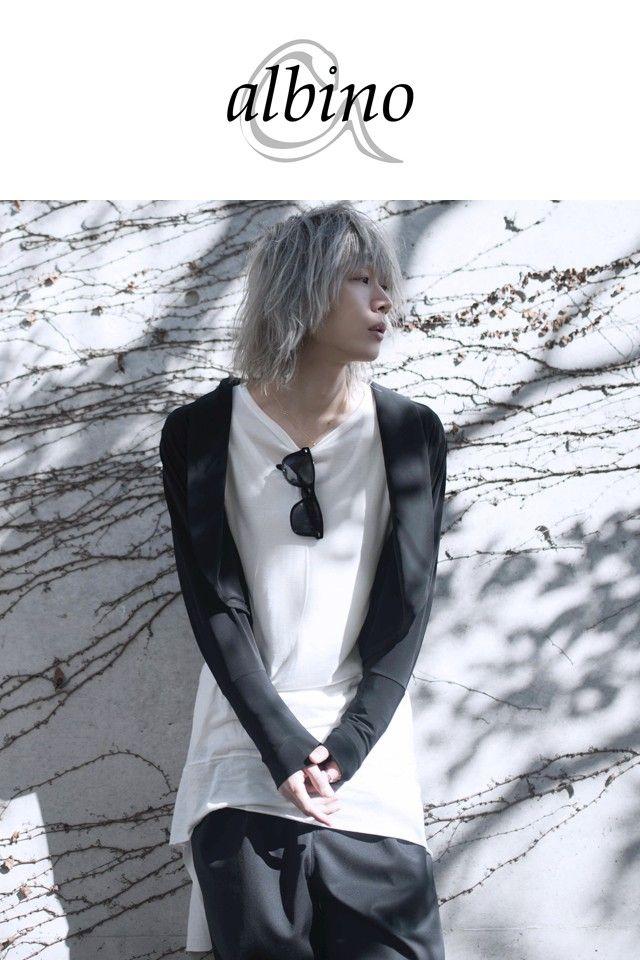 【albino】ドルマンボレロジャケット - メンズスカートなどモード系ファッションの通販 albino