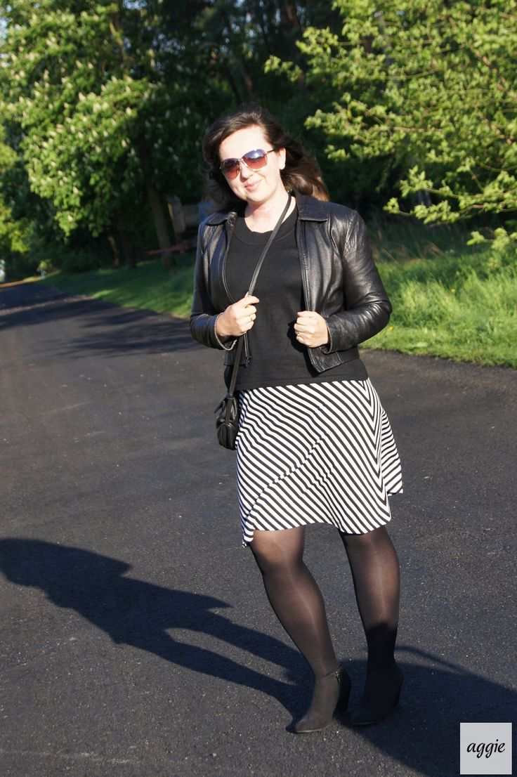 black look - women fashion