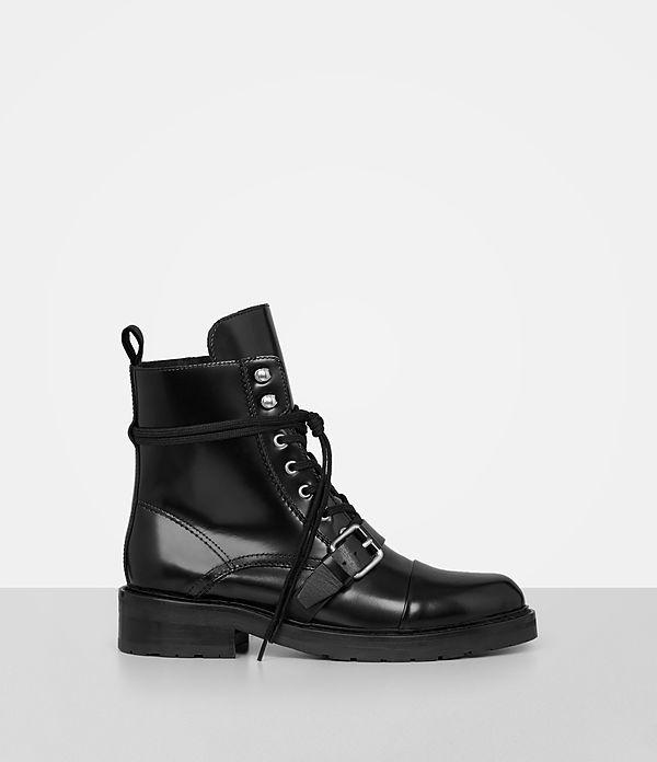 Much More - Bliss chaussures en cuir de chameau O2Xk3MRhy