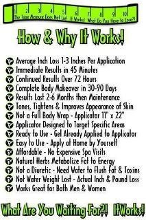 Detox, tone, tighten, and firm specific areas of your body with a natural herb solution!  GetSkinnyandthatsawrap.myitworks.com/home