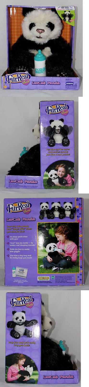 FurReal Friends 38288: Furreal Friends Luv Cub Panda -> BUY IT NOW ONLY: $59.99 on eBay!